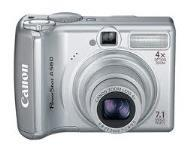 Canon PowerShot A560 7.1MP Digital Camera