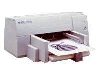 HP Deskjet 600c Inkjet Printer