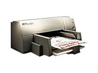 HP Deskjet 660c Inkjet Printer
