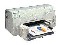 HP Deskjet 890C Inkjet Printer