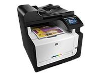 HP LaserJet Pro CM1415fn All-in-One Printer
