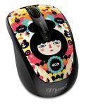 Microsoft Mobile 3500 Limited Edition Artist Series Muxxi Wireless Mice