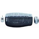 Microsoft Optical Desktop Elite for Bluetooth with Fingerprint Reader Keyboard