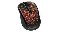 Microsoft Wireless Mobile 3500 Limited Edition Artist Series Cheuk Mice