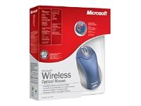 Microsoft Wireless Optical 3Button Mice