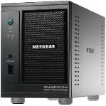 Netgear READYNAS DUO DISKLESS RND2000 Network Attached Storage