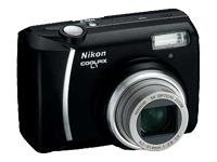Nikon Coolpix L1 6.2MP Digital Camera