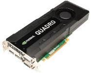 Nvidia Quadro K5000 GDDR5 4GB Graphics Card