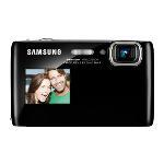 Samsung DualView ST100 LCD 14.2 MP Digital Camera