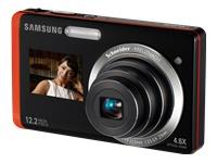 Samsung DualView TL225 Digital Camera