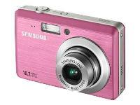 Samsung ES55 10.2MP Digital Camera