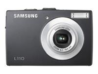 Samsung L110 8.2MP Digital Camera