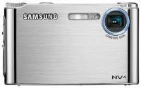 Samsung NV4 8.2MP Digital Camera