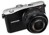 Samsung NX100 14.6MP Digital Camera
