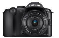 Samsung NX10 14.6MP Digital Camera