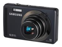 Samsung SL720 12.2MP Black Digital Camera