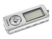 SanDisk Digital 1GB Silver Media Player