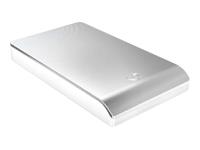 Seagate FreeAgent Go for Mac 500 GB ST905003FJA105-RK Silver External Hard Drive