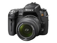 Sony α500 12.3MP DSLR Digital Camera