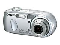 Sony Cyber-Shot DSC-P93 5.1MP Digital Camera