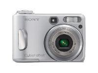 Sony Cyber-Shot DSC-S90 4.1MP Digital Camera