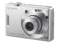 Sony Cyber-shot DSC-W30 6MP Digital Camera