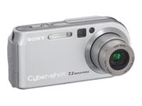 Sony DSC-P200 7.2MP Digital Camera