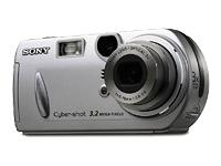 Sony DSC-P72 3.2MP Digital Camera