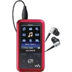 Sony NWZ-S716FRNC 4GB Red Media Player