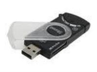 Zonet ZUC2830L 12-In-1 Flash Memory Card Reader